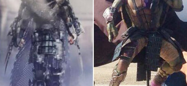 Michael Bay's TMNT Movie Turtles and Shredder Revealed?