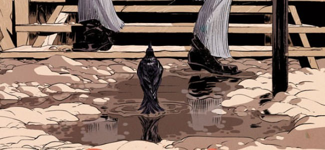 Pretty Deadly #4 Brings Us One Step Closer to Death