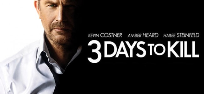 Kevin Costner had 3 Days to Kill, so McG did.