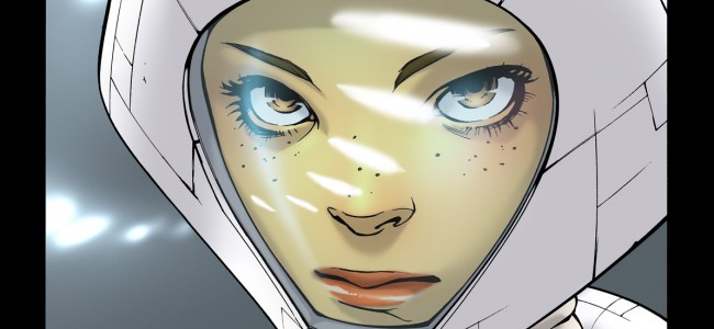 Interview with Rocket Girl Creators Brandon Montclare and Amy Reeder