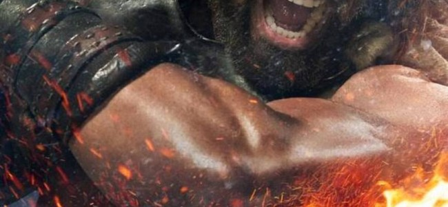 "The Rock's ""Hercules"" Has It's First Trailer"
