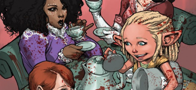 Rat Queens #5: Fight for Your Right to Party