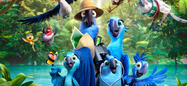 Rio 2 Advance Screening for Seattle and Portland