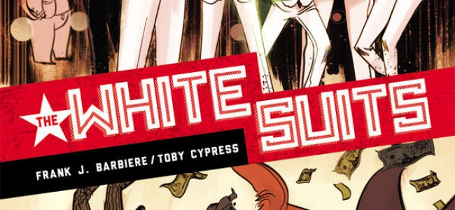 The White Suits #1: Weaves a Tale of Crime and Mystery