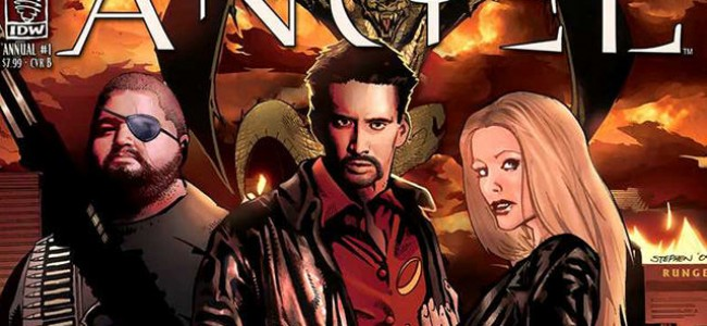 Buffyverse Comics Marathon: Conclusion of Angel After the Fall