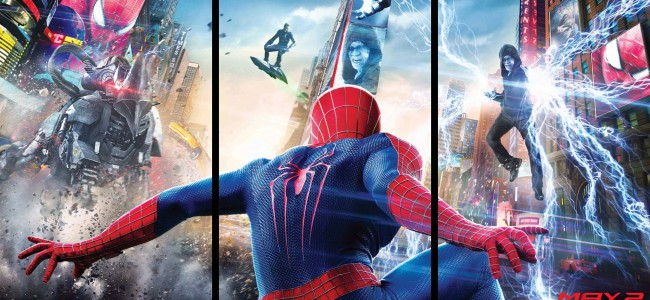 Amazing Spider-Man 2 Advance Screening Giveaway for SALT LAKE CITY!