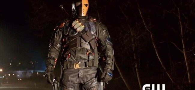 "Arrow ""Deathstroke"" Episode Review"