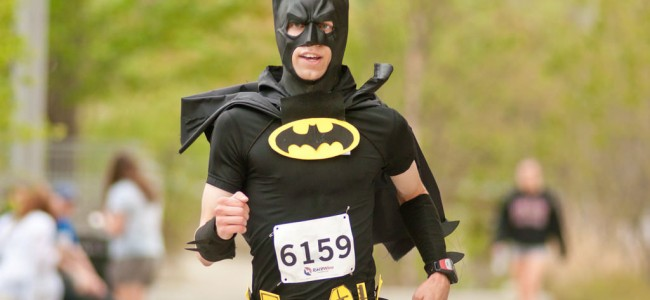 Announcing The Superhero 5k