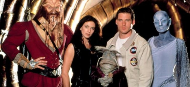 The Farscape Movie is Happening