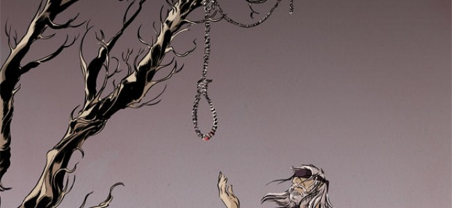 Pretty Deadly #5: A Matter of Death and Life