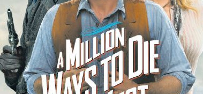 A Million Ways to Die in the West – Salt Lake City Advance Screening!