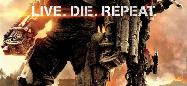 Edge of Tomorrow Advance Screening for Seattle and Portland!