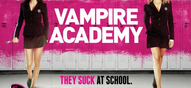 Vampire Academy the movie just….bites