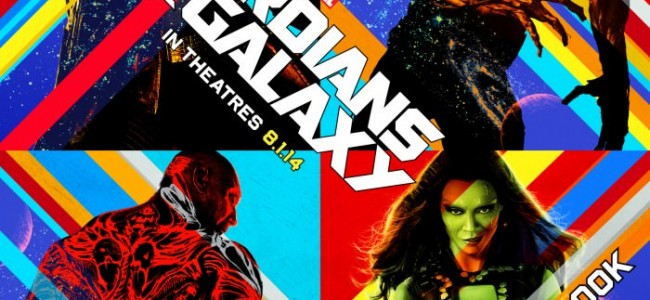 Get passes to the special 17 minute screening of GUARDIANS OF THE GALAXY!