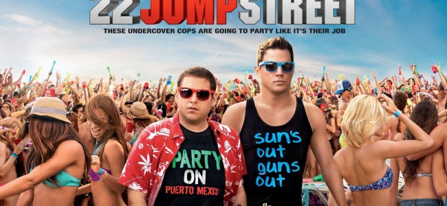 22 Jump Street- Reviewing the Funniest Movie I've Seen This Year