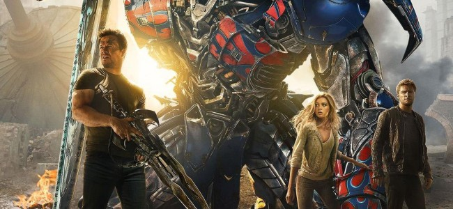 Transformers: Age of Extinction Advance Screening in Seattle!