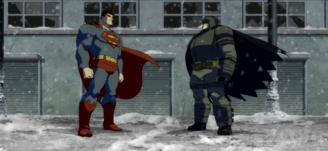 Batman V Superman Will Feature the Dark Knight Returns Bat-Armor