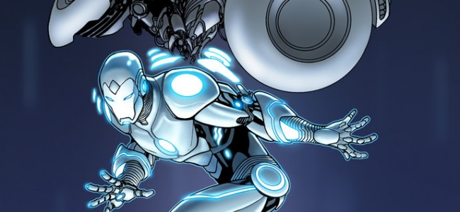 This is what a SUPERIOR Iron Man looks like.