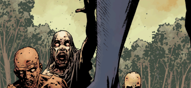 The Walking Dead #129:  Curiosity Killed The Magna