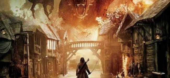 The Hobbit: The Battle of the Five Armies Trailer Has Arrived