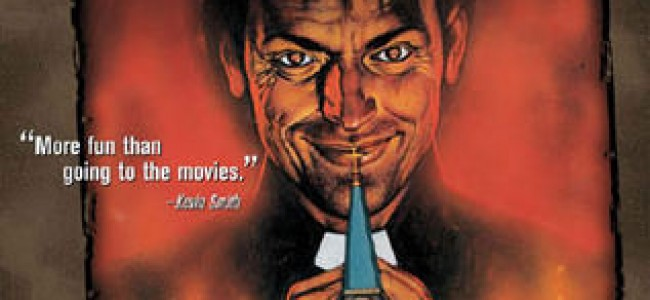 Preacher Volume 1: Gone to Texas – I'm a Horrible Person. Or, Desensitized to Violence