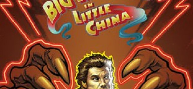 Comic Review: Big Trouble in Little China #3