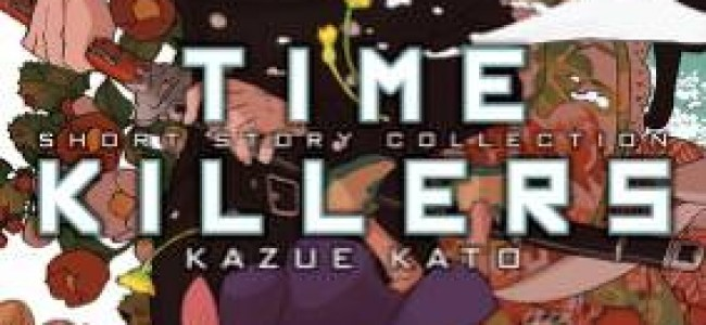 VIZ Announces New Manga from the Creator of Blue Exorcist: Time Killers