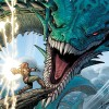 Here Be Monsters…and Dead Gods in Ragnarok #1