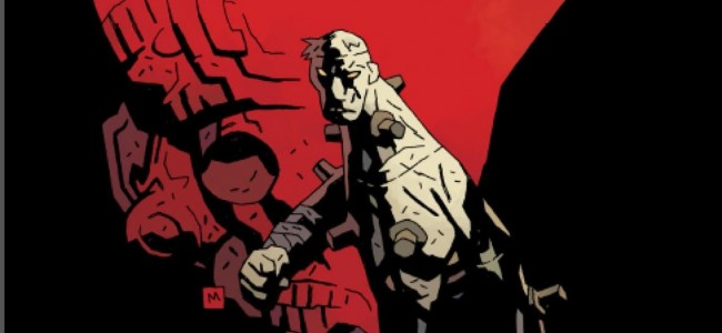 Mike Mignola will be unleashing 'FRANKENSTEIN UNDERGROUND' in 2015!