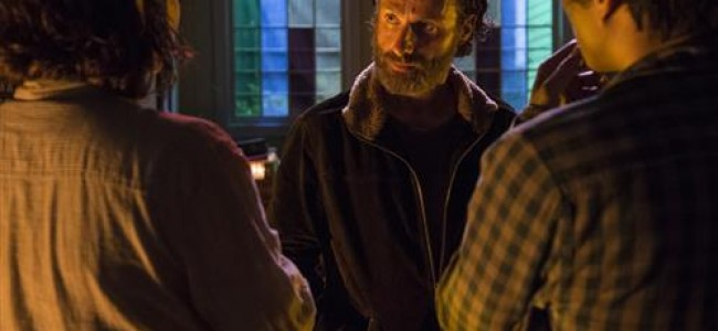 The Walking Dead Episode Preview – Four Walls and a Roof