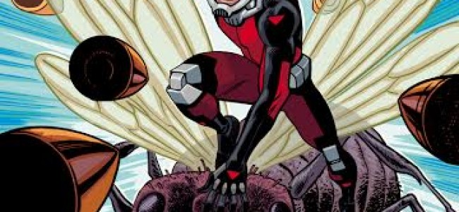 WPR First Look Comics: Ant-Man #1