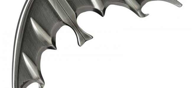 The Holiday WPR Giveaway: Batman Classic TV Series Batarang Bottle Opener