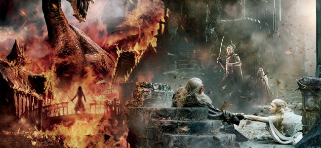 The Hobbit: The Battle of the Five Armies was a satiating conclusion to an ambitious project