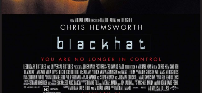 Blackhat Advance Screening for Seattle and Portland