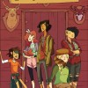 Let's Sit Around the Camp Fire and Talk About Lumberjanes