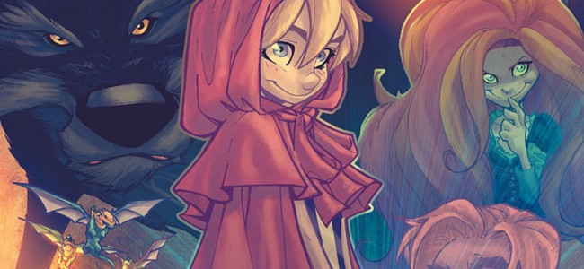 Fairy Quest Outcasts #1: Little Red Riding YES