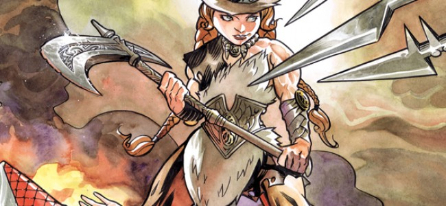 Comic Review: Princess Ugg Volume 1 from Oni Press