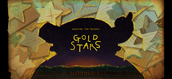 WPR First Look: Adventure Time's Next Episode, Gold Stars