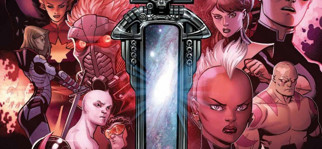 WPR First Look: Guardians of the Galaxy & X-Men: The Black Vortex Alpha #1