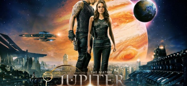 "Review: ""Jupiter Ascending"" Has A Story Crushed By Its Own Plot"