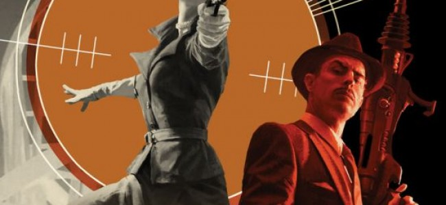 Operation S.I.N. #1 is a Swinging Post War Story