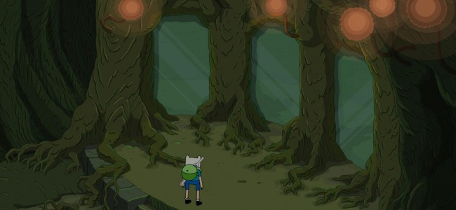 WPR First Look: Adventure Time's THE MOUNTAIN