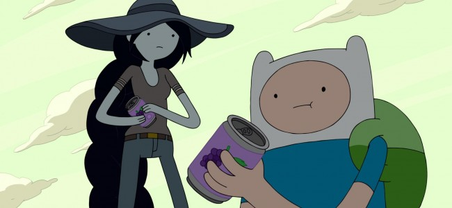 WPR First Look: Adventure Time's next episode, Dark Purple