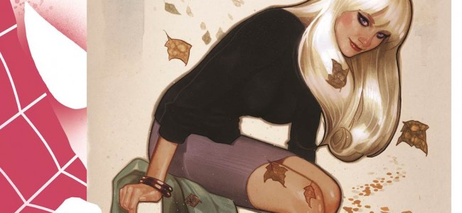 WPR First Look: Spider-Gwen #1