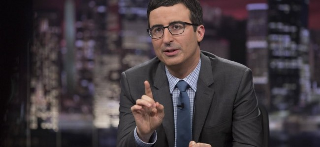 HBO Renews Last Week Tonight with John Oliver