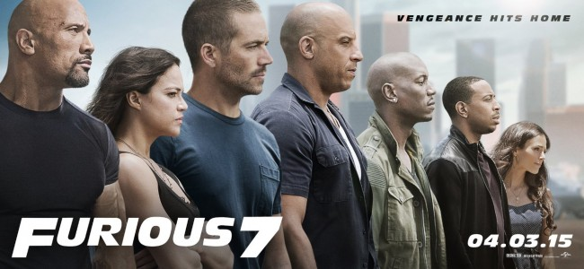 Furious 7 Was Absurd but  That's Good