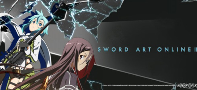 Aniplex of America Announces Release Plans for Sword Art Online II