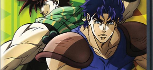 Warner Bros. Home Entertainment Announces the Release of JoJo's Bizarre Adventure: The Complete First Season