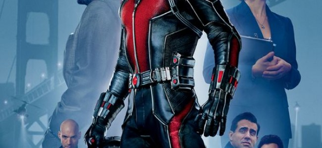 Ant-Man is the Best Marvel Movie of the Year