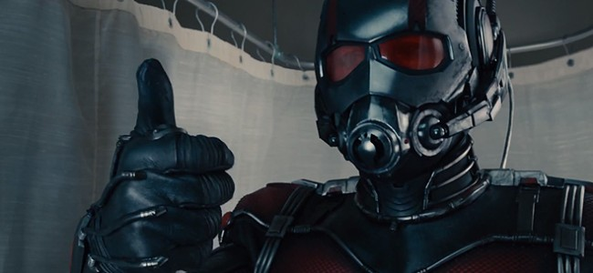 Geek Dad Report – Ant-Man Review